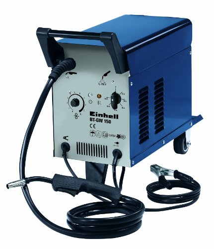 Einhell BT-GW 150 Schutzgas-Schweißgerät